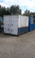 andere Container ABB 10ft open dak