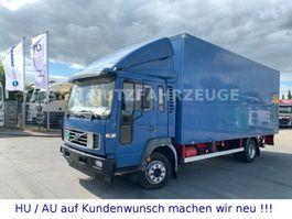closed box lcv < 7.5 t Volvo FL 6 KOFFER M. LADEBORDWAND