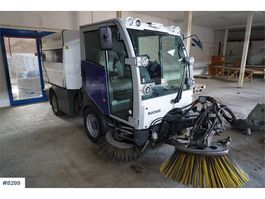 road sweeper Bucher CityCat 2020 2015