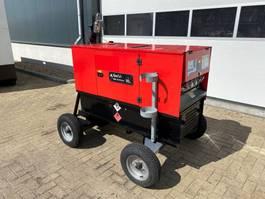 Generator Genset MPM 16 / 400 S-K 16 kVA 400 Ampere las generatorset als nieuw ! 2012