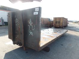 open top shipping container Vernooy GEBRUIKTE LAADVLOER 8281