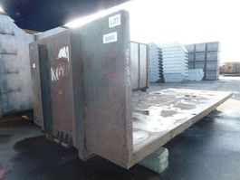 open top shipping container Vernooy GEBRUIKTE LAADVLOER 8283