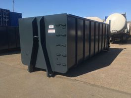 open top shipping container Vernooy VLOEISTOFDICHTE CONTAINER 8291