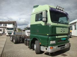 chassis cab truck MAN TGA 26.440 MANUAL GEARBOX 6X2 CHASSIS 2007
