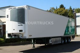 refrigerated semi trailer Chereau Thermo King TK SLX Spectrum/Bi-Temp./Pal-kasten 2011