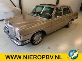 sedan car Mercedes-Benz 280 SE AUTOMATIC nieuwstaat 1970