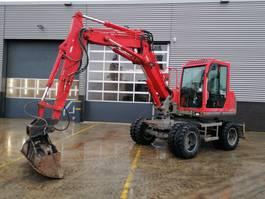 wheeled excavator Takeuchi TB175W 2007