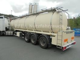 semirimorchio cisterna Schrader Drucktank- Heizung- Pumpe- 34.000 Liter 2003