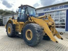 wheel loader Caterpillar 966H Radlader 24 Ton / 10.991 H / TOP 2009