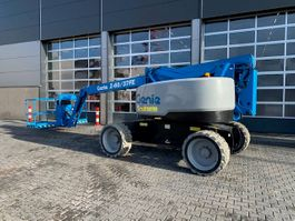 articulated boom lift wheeled Genie Z 60/37FE 2016