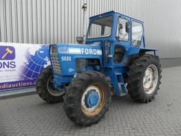 farm tractor Ford 9600 4WD