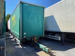 sliding curtain trailer LeciTrailer RC2EDPSP0AC 2009