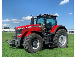 farm tractor Massey Ferguson Massey Ferguson 8660 dynashift 2011