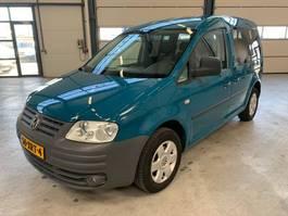 wheelchair transport passenger car Volkswagen CADDY LIFE invalide airco 140000km 2007