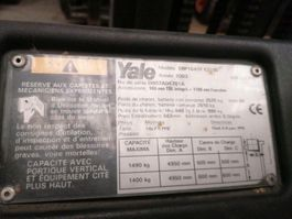 forklift Yale ERP16ATF 2003