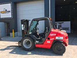 all terrain forklift Manitou MH 25.4 T 2017