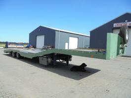 Tieflader Auflieger VS Mont axle Multi Transporter 21800 kg lvm 2001