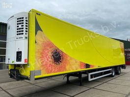 refrigerated semi trailer Tracon TO.S 1518 | Thermo King SL-200e | APK | Flower transport 2008