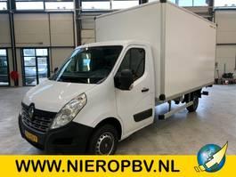 closed box lcv < 7.5 t Renault bakwagen laadklep airco 8900km 2019