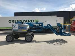 articulated boom lift wheeled Genie Z 45/25 XC 2017