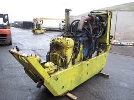 engine equipment part Sisu 620