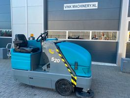road sweeper Tennant S20 Veegmachine 2016