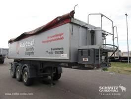 tipper semi trailer Carnehl Kipper Alu kasten geïsoleerde trog 24m³ 2017