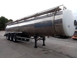 tank semi trailer semi trailer Magyar ADR 3 ASSEN 1 COMP 32550L MAX 4 BAR