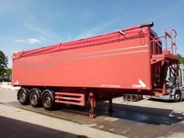 tipper semi trailer Stas TIPPER 50M3 VERY CLEAN