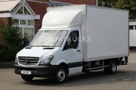 Koffer Transporter < 7.5 tonnen Mercedes-Benz Sprinter 514 Cdi E6Koffer/LBW/Zwillingsbereifung 2017