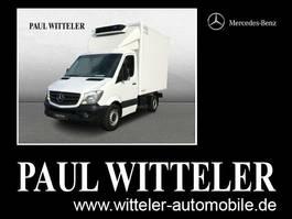 geschlossener Kasten gekühlt Nutzfahrzeug Mercedes-Benz Sprinter 316 CDI, Klima,Carrier Fahr+Stand, -20°
