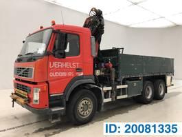 platform truck Volvo FM 380 - 6x6 2002