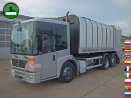 garbage truck Mercedes-Benz Econic 2629 Faun Rotopress 520 Schüttung Terberg 2010