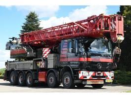 all terrain cranes Faun MERCEDES ACTROS 5446K 10X4/4 TADANO FAUN HK70!!!2009!! 2009
