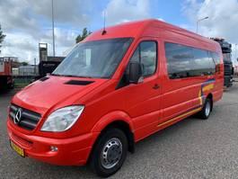 Touristenbus Mercedes Benz SPRINTER 516 CDI l4 h2  dub airco 19+1 persoonsbus 2011