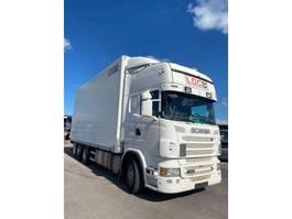 Koffer LKW > 7.5 tonnen Scania R500, 6X2*4, Box-truck, 2010 2009