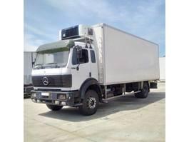 refrigerated truck Mercedes Benz 1827 19 ton retarder hub reduction left hand drive. 1993