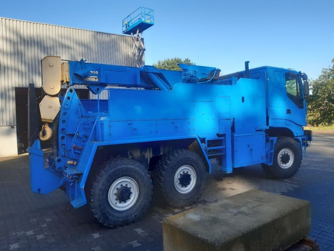 tow-recovery truck Foden 6x6