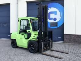 forklift Toyota 42-7FD35 DIESEL 3,5 Ton's 2006 Forklift - Gabelstapler - Vorkheftruck 6-... 2006