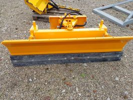 snow shovel truck attachment Boxer sneeuwschuif