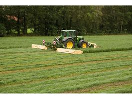 mower agricultural Krone