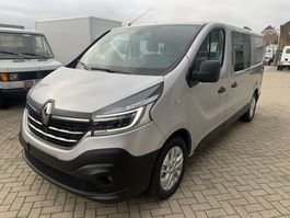 closed lcv Renault traffic l2 dubcab automaat navi 170pk NIEUW 2020