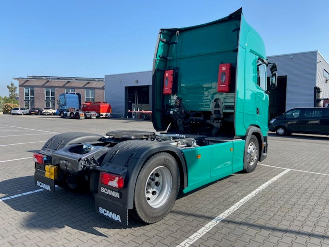 cab over engine Scania S450 H standklima , hydr unit 2018