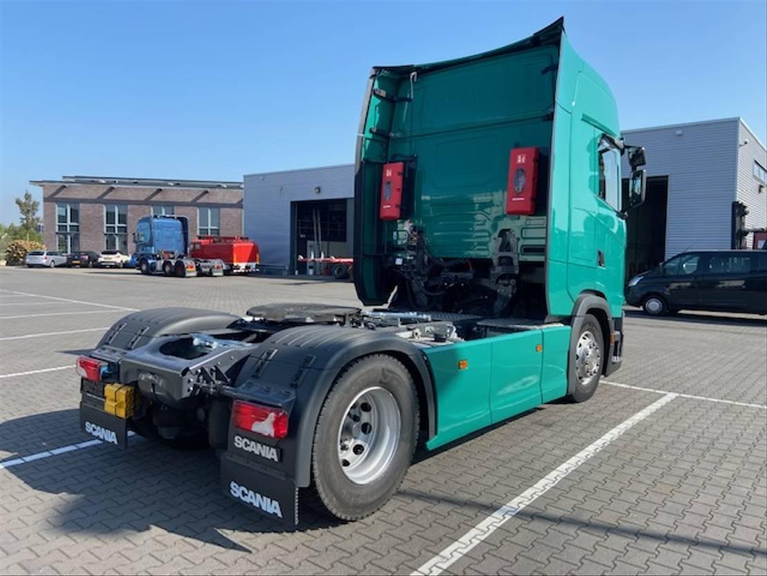 Standard SZM Scania S450 H standklima , hydr unit 2018