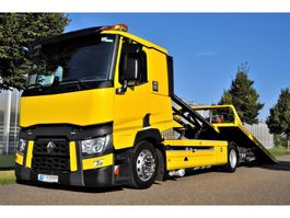 tow-recovery truck Renault T460 2016