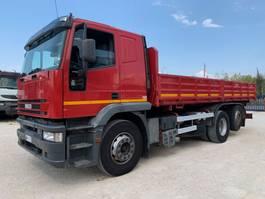tipper truck > 7.5 t Iveco Eurotech 240E42 1998