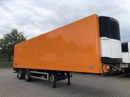 Kühlauflieger Sor Koel-vries/Frigo trailer + taillift/laadklep + stuuras/lenkachse 2006
