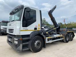 tipper truck > 7.5 t Iveco Stralis 260S42 BOB IT26/6m 2007