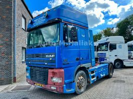 cab over engine DAF XF 95.480 SuperSpaceCap Manualgear / EURO 2 /