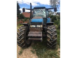 farm tractor New Holland 8360 1999